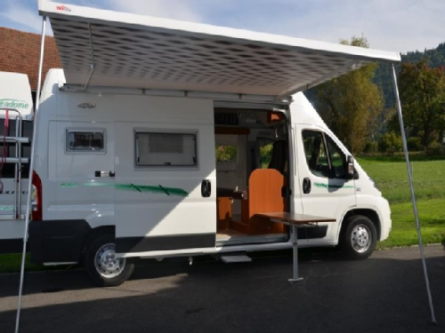Camping Car Ford Transit  Litres  Turbo D